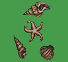 Sea Treasures Baby Tee