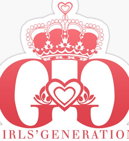Girls' Generation Sticker