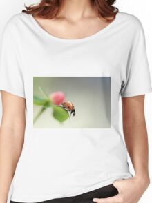 Ready to Jump Women's Relaxed Fit T-Shirt