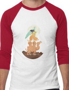 Beirut  Men's Baseball ¾ T-Shirt