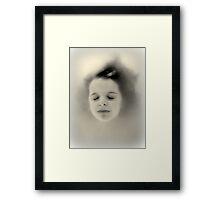 ~ immerse ~ Framed Print
