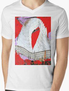 Roadside Mattress Mens V-Neck T-Shirt