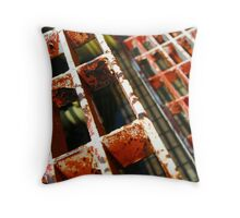 Just Grate Throw Pillow