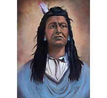 Native American Painting Photographic Print
