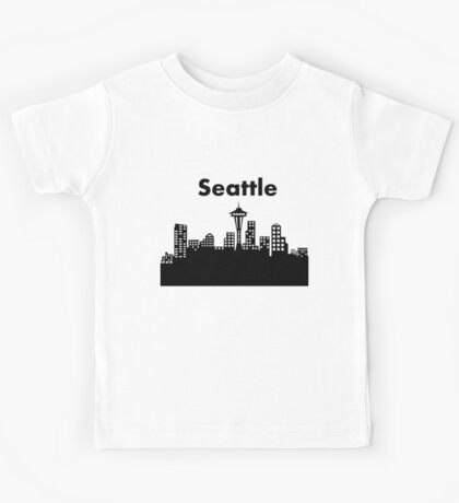 Seattle - (1) Kids Tee