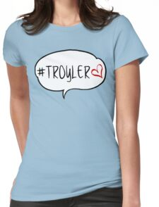 #TROYLER Womens Fitted T-Shirt