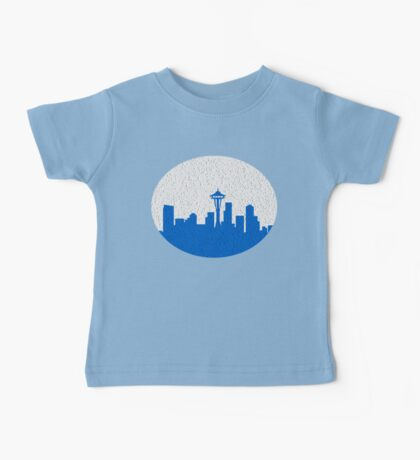 Seattle - (rainy) Baby Tee