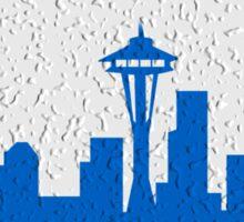 Seattle - (rainy) Sticker