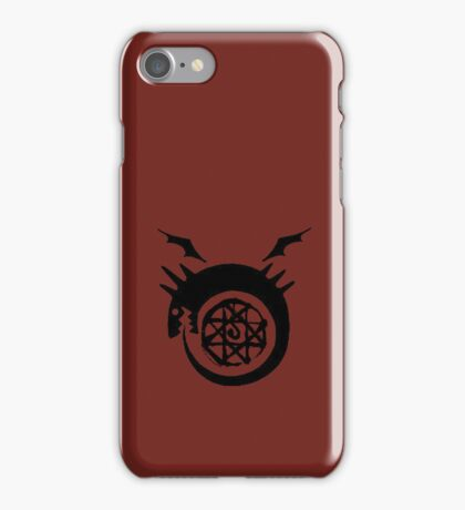 Bloodseal In The Ouroboros! iPhone Case/Skin