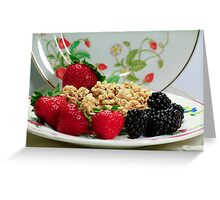 Berry Good! Greeting Card