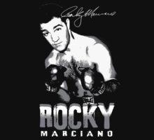 ROCKY MARCIANO by redboy