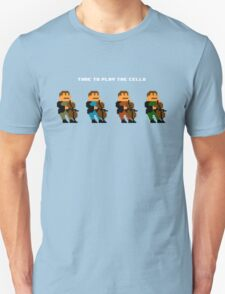 Video Game Cello T-Shirt