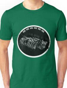 Burn up the road Unisex T-Shirt