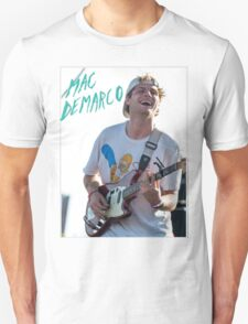 Mac demarco Viceroy magazine type thing 3 T-Shirt