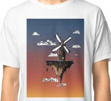 Floating Windmill Classic T-Shirt