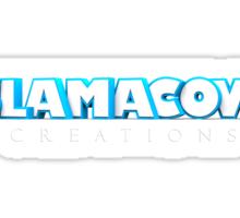 Slamacow Logo Shirt Sticker