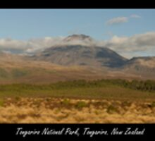 National Park, New Zealand by PePhotography