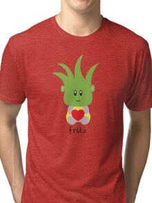 I love Fritz Tri-blend T-Shirt