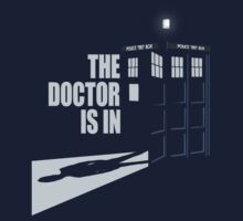 The Doctor Is In by Kibouchi
