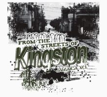 The Streets of Kingston by Lionart