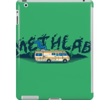 Methlab, heisenberg, RV lab  iPad Case/Skin
