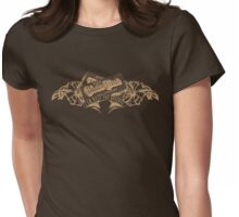 ChocNut Love Womens Fitted T-Shirt