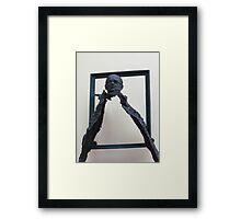 Photographer Philippe Halsman Framed Print