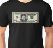 "DATA ""50 Dollar Bill"" Unisex T-Shirt"