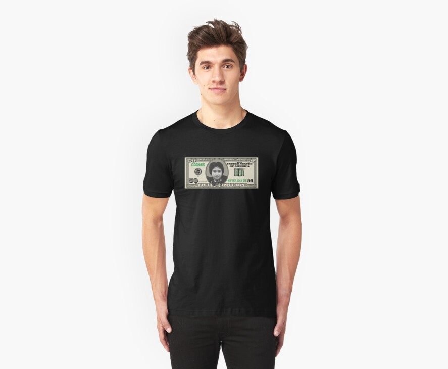"DATA ""50 Dollar Bill"" by gorillamask"