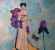 Ladies of Fashion: Violet by Kanchan Mahon