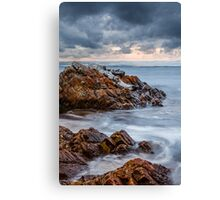 Edge of the World seascape Canvas Print