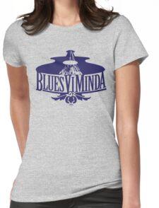 BluesViMinda Womens Fitted T-Shirt