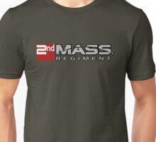 2nd MASS. Regiment - Red Unisex T-Shirt