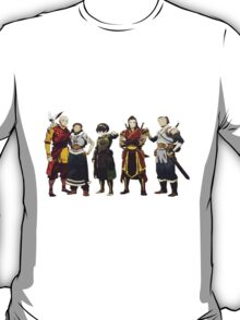 Avatar Old Friends T-Shirt