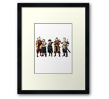 Avatar Old Friends Framed Print