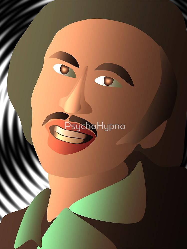 Portrait of a friend by PsychoHypno