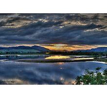 Loch Fleet Photographic Print