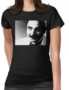 Belgian Detective Womens Fitted T-Shirt