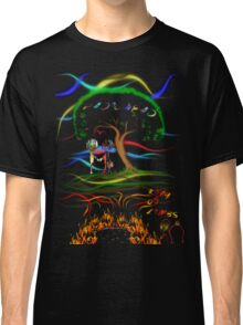 Radiohead King of Limbs Classic T-Shirt