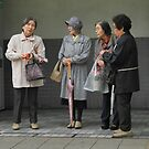 Mishima Station Ladies by iansimages