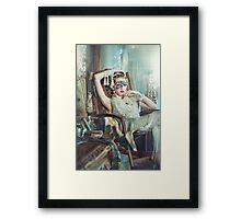 indochine II Framed Print