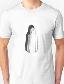 Spoopy Tumblr Ghost  Unisex T-Shirt