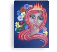 Warrior Princess Canvas Print