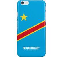 RDC represent iPhone Case/Skin