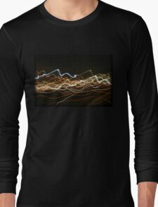 Heartbeat of the city Long Sleeve T-Shirt