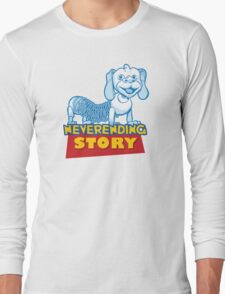 Story never ends! Long Sleeve T-Shirt