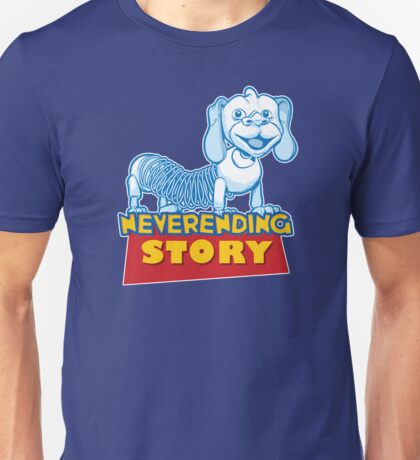 Story never ends! Unisex T-Shirt