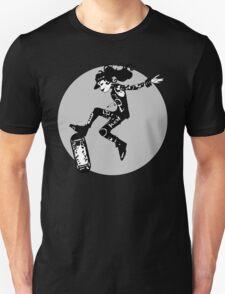 skatergirl Unisex T-Shirt