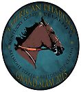 2015 Grand Slam American Pharoah by Ginny Luttrell