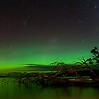 Aurora Australis, Huon Estuary  by NickMonk
